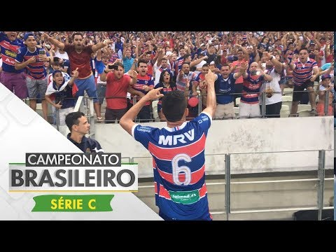 Melhores Momentos - Fortaleza 2 x 0 Tupi - Brasileiro Série C (16/09/2017)