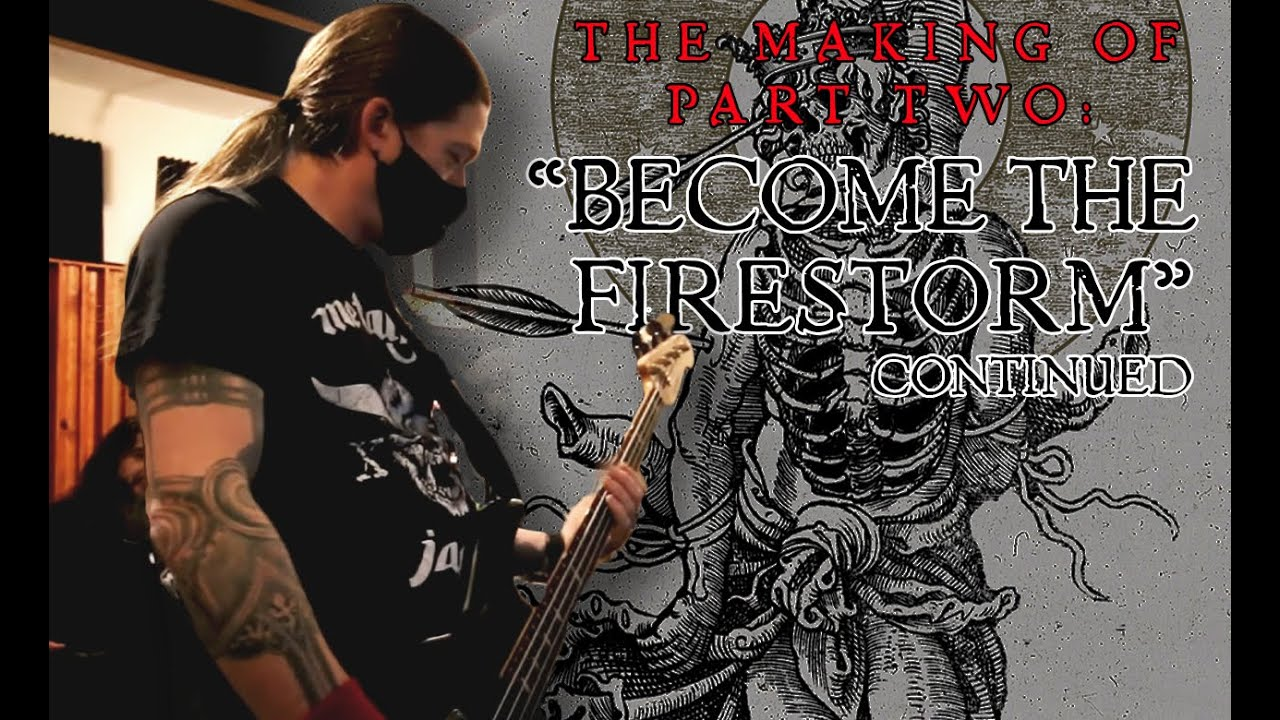 """THE MAKING OF PART TWO: """"BECOME THE FIRESTORM"""" - CONTINUED"""