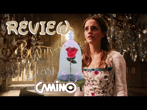Beauty and the Beast Live Action 2017 - film collection Camino Bluetooth Speaker REVIEW