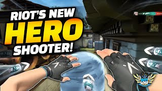 What is Project A? - Riot's Tactical Hero FPS Game EXPLAINED! - Overwatch Meets CSGO!