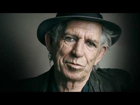 Keith Richards Desert Island Discs - Talks about his life an