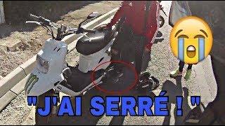 Vlog 3/ MON POTE SERRE SON BOOSTER 😭+ Test d'une mobylette