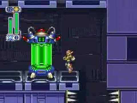Megaman X4 - Air Force