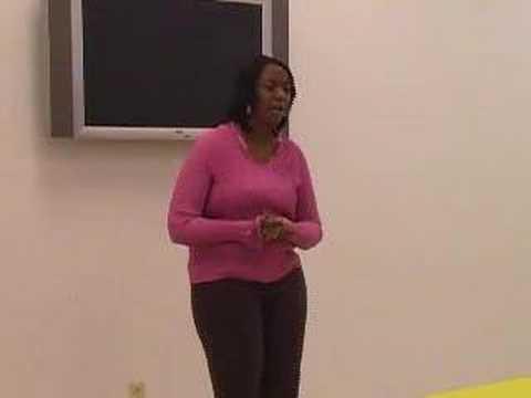 Life Skills Center Northeast Family Advocate talks about job