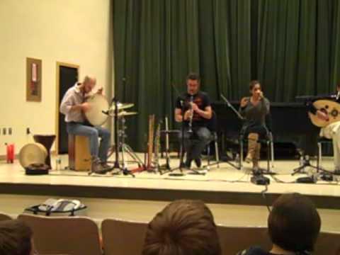 Israeli Traditional Music Workshops Yamma Ensemble Youtube