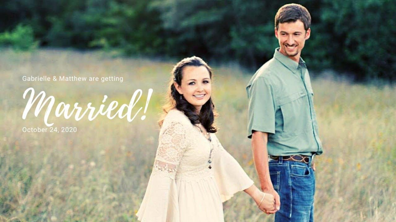 Gabby & Matthew Wedding Ceremony