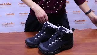 Обзор: ботинки женские Salomon Deemax