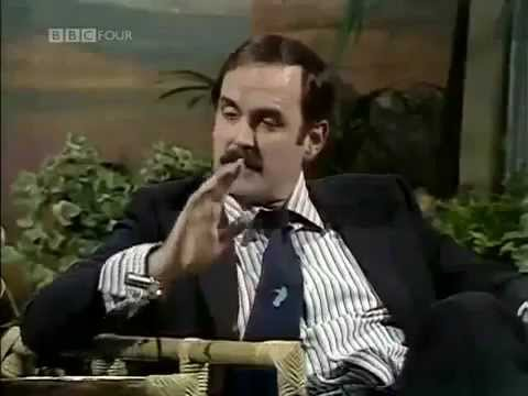 Cleese Interview - Life of Brian Offends Religious Leaders