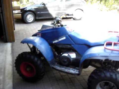 Atv For Sale Cheap >> 1995 Polaris ATV for sale-$875--- SOLD! - YouTube