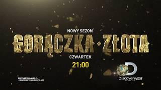 GORĄCZKA ZŁOTA - nowy sezon w CZWARTEK o 21:00 na Discovery Channel!