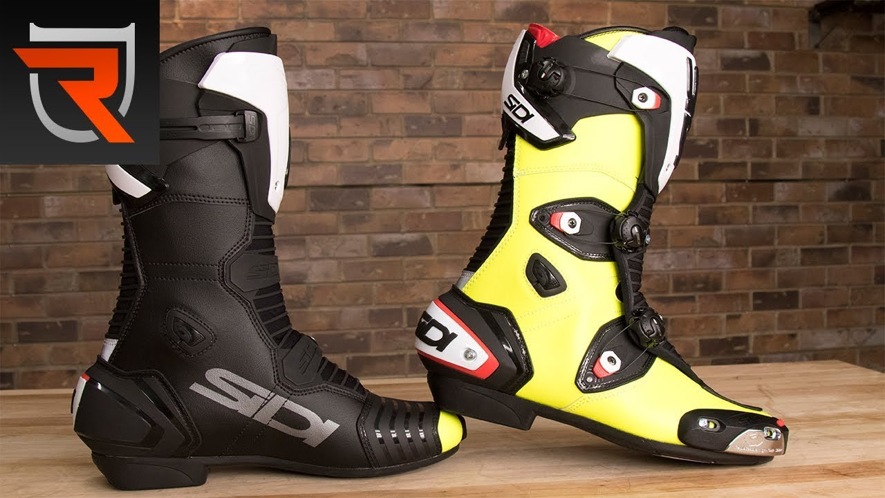 sidi mag 1 motorcycle boots product spotlight review. Black Bedroom Furniture Sets. Home Design Ideas