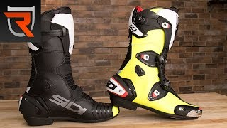 Sidi Mag-1 Motorcycle Boots Product Spotlight Review | Riders Domain