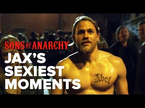 Jax Teller Sexiest Scenes on Sons of Anarchy