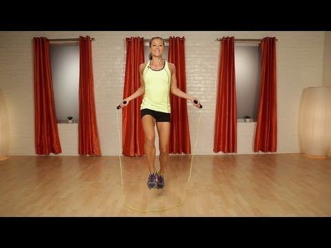 Tracy Lynn - A Jump Rope Workout