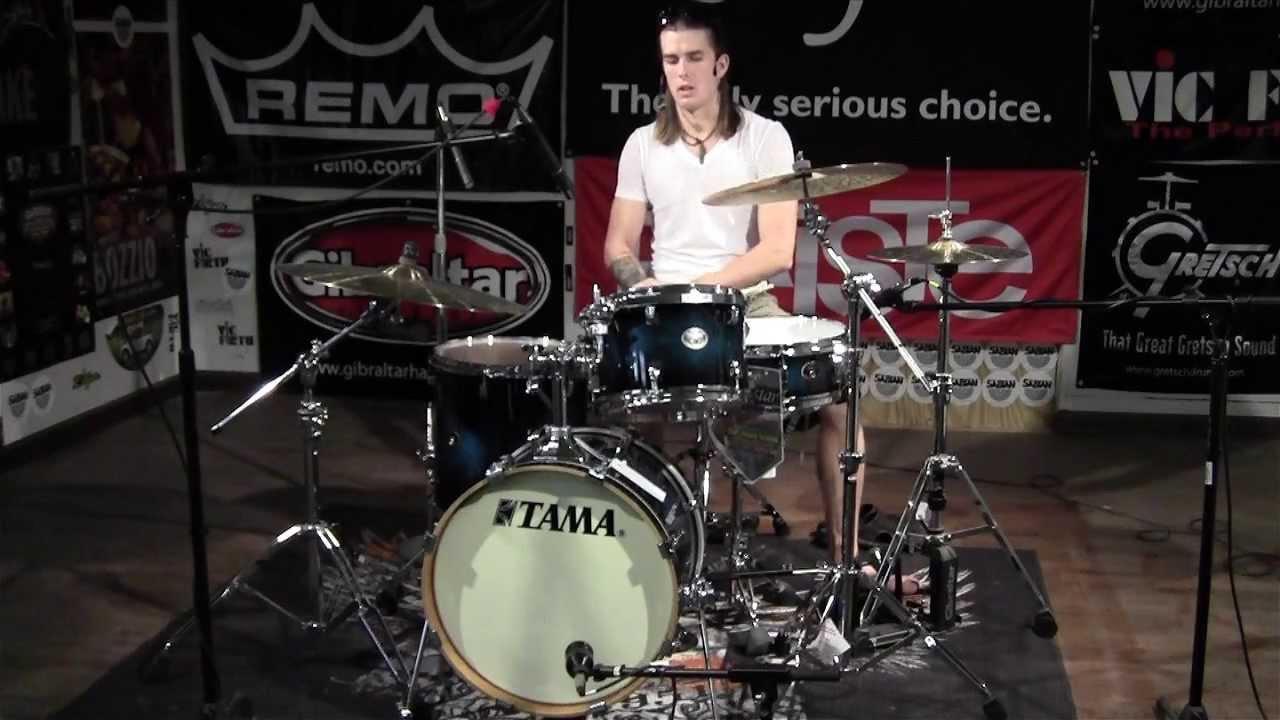 Drum Set Wallpaper Hd Greenbrier Tama Silverstar Birch 4pc Jazz Bop Drum Set