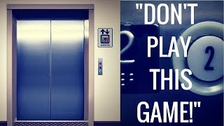 DON'T Play The Elevator Game! (Instructions inside!) - A True Story!