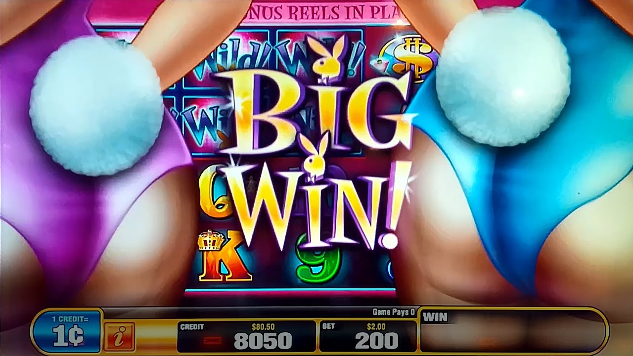 Playboy Hot Zone Slot Machine