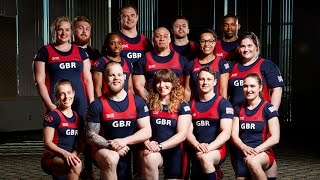 World Powerlifting Championships - Team GB