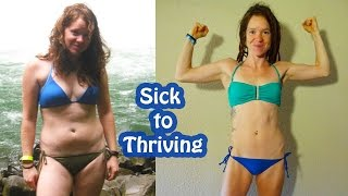 My 30lb Weightloss and Health Story || Brittany Taylor's Raw Food Transformation