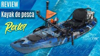 """Vídeo: Kayak de Pesca """"Roxter"""""""