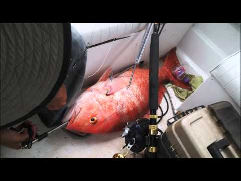 Trinidad Deep water fishing