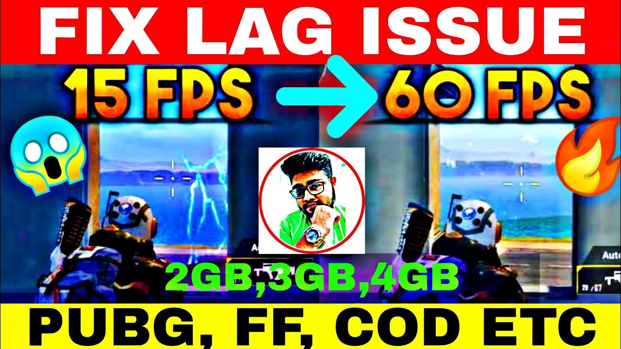 How To Fix Lag In Pubg Mobile Best Gfx Tool For Pubg Mobile How To Solve Lag Problem In Pubg Mobile