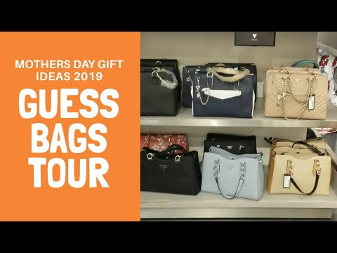 GUESS  OUTLET TOUR - MOTHERS DAY GIFT IDEA