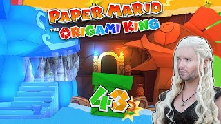 A Song of Ice and Fire im HOCHSEETURM 📃 PAPER MARIO: THE ORIGAMI KING #43