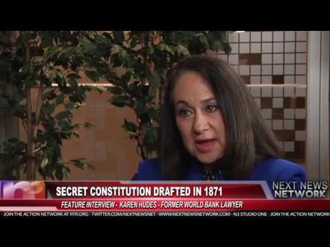 World Bank whistleblower Karen Hudes Reveals Act of 1871 Secret US Constitution