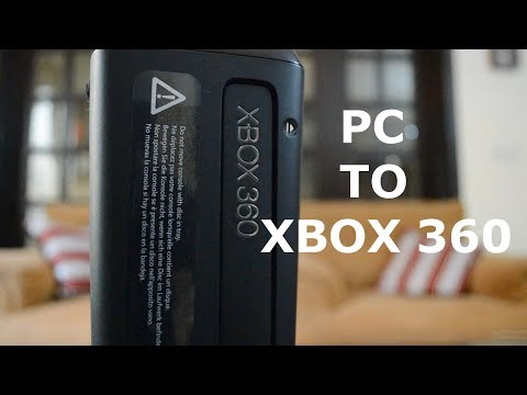 How To Stream Videos From PC To XBOX 360 ?