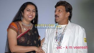 Suhasini Following Dr Vishnuvardhan Advise - Exclusive