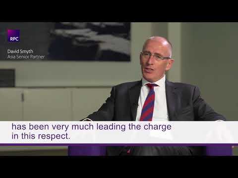 1 RPC's David Smyth talks about China's window of the business world