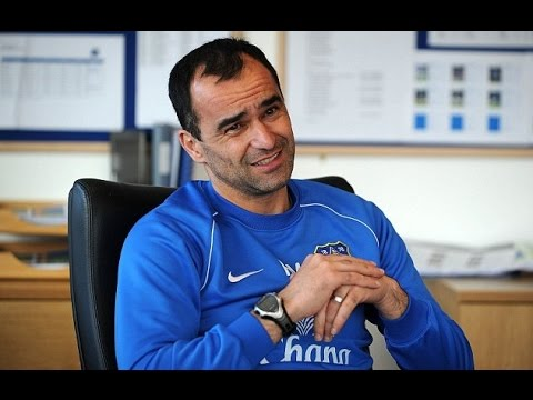 Roberto Martínez Biography in short and interview