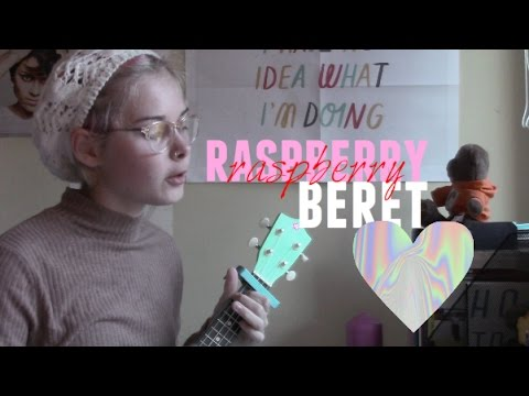 raspberry beret / prince cover