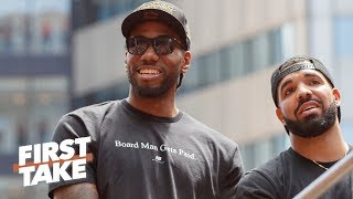 Raptors, Lakers or Clippers: Wherever Kawhi goes, he'll win a title - Max Kellerman | First Take