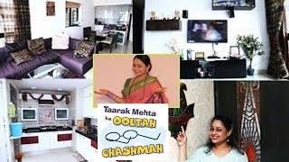 Take A Look Into Tarak Meheta ka ooltah chashma Famed Madhvi Bhabhi's House   Watch Video