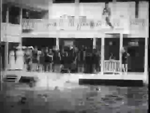 Swimming pool, Palm Beach