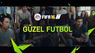 FIFA 16 şimdi Türkçe!