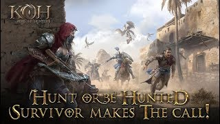 KING OF HUNTERS ANDROID GAMEPLAY
