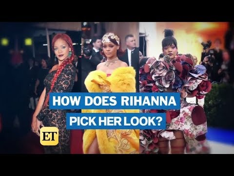 Rihanna's Most Remarkable Met Gala Looks