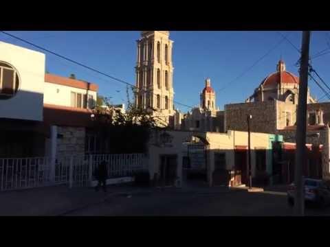 City of Saltillo Mexico