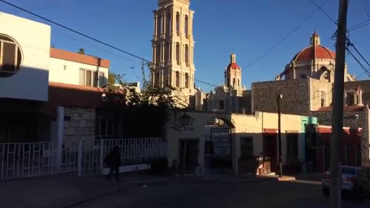 City Of Saltillo Mexico Youtube