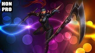 HoN Pro Silhouette Gameplay - XvL` - Legendary
