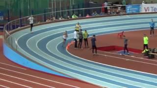 Чемпионат России. Бег 1500 метров третий забег.