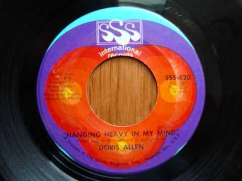 """Doris Allen """"Hanging Heavy In My Mind"""""""