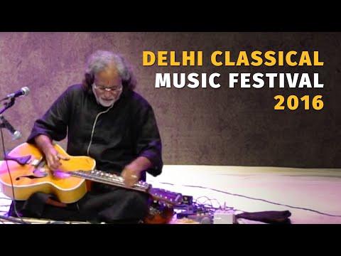 Delhi Classical Music Festival 2016