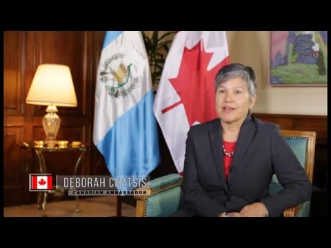 Canada - Guatemala: 40 years of cooperation