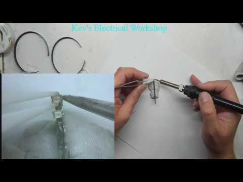 Cross LED Dot Matrix Display Circuit Board Rotating Electronic Kit Part 3