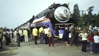 SP 4449, 1975 AMERICAN FREEDOM TRAIN, 16MM SOUND FILM