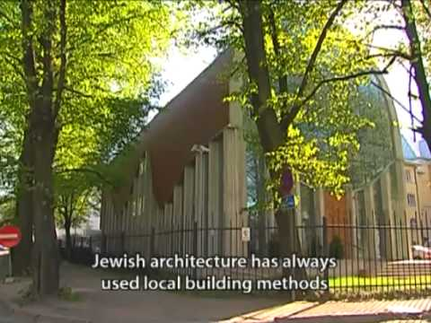 Estonian contemporary architecture: Tallinn´s Synagogue